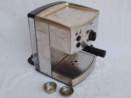 Cafeteira Philco Coffee Express prata 220V (usado)