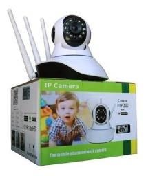 COD:0068 Camera ip robô leon-s98
