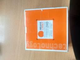 Caixa de disquete lacrada 04 unidades , cada caixa contém 10 unidades