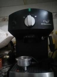Cafeteira café expresso ChefCrema