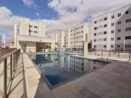Título do anúncio: For life Maraponga - Apartamento com 2 dormitórios para alugar, 45 m² por R$ 1.000/mês - M