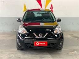 Nissan March 2019 1.6 sv 16v flexstart 4p xtronic