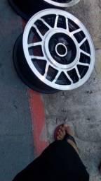 Jogo de rodas Volkswagen aro 14 4x100