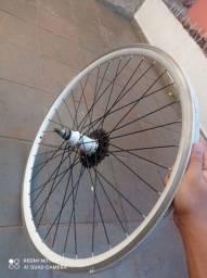 Roda traseira de bike