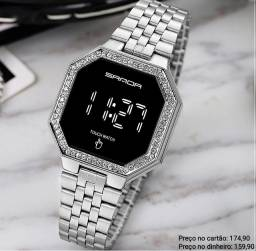 Relógio feminino importado original Sanda