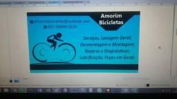 AMORIM BICICLETAS
