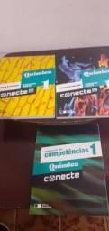 Pacote livros de Química