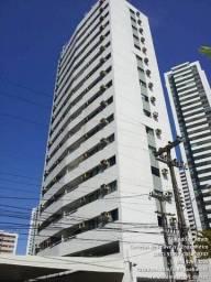 Apartamento para venda possui 100 metros quadrados com 3 quartos em Graças - Recife - PE