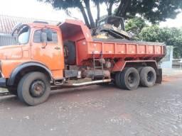 Caminhão caçamba 2213  Valor 78.000 mil
