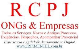 Rcpj: Todos Serviços a Ong e Empresas. Exigências e Acompanhamento. Experientes e Ágeis