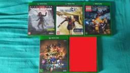 Jogos Xbox One - Mídia Física