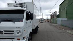 Caminhão refrigerado
