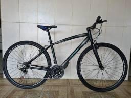 Bicicleta aro 700 nova alumínio