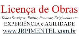 Licença de Obras: Emitir Renovar Acompanhar Processos Atender Exigências etc Agilidade!