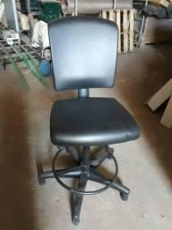 Cadeira de escritório fixa