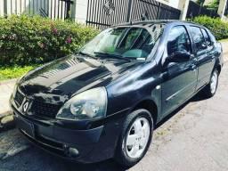 Clio sedan privilege 1.6 completo 2006 flex