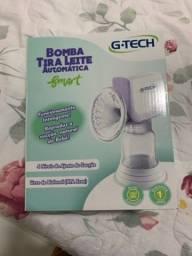 Título do anúncio: Bomba tira leite automática G-TECH smart