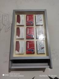 Mostruário de cigarros