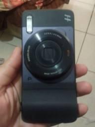 Vendo Snap camera compatível com toda linha Moto Z semi nova
