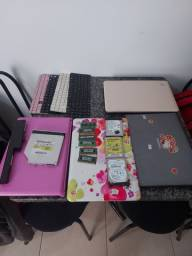 Vendo notebooks para retirada de peças