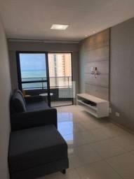Edf. Portal da Praia, Boa Viagem /Vista Mar/02 Quartos /01 Suíte/Andar alto/Taxas Incl...