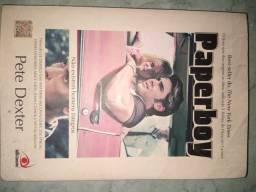 Livro PAPERBOY, do filme com Zac Efron