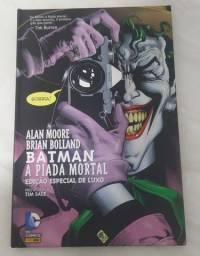 Batman coringa a piada mortal história em quadrinhos