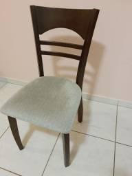04 cadeiras de jantar (Móveis Casa Verde)