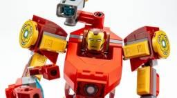 Lego Super Heroes - Robô Iron Man Homem De Ferro
