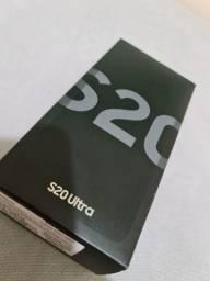 Galaxy S20 Ultra 128GB (NF e garantia,  Aceito troca)