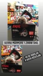 Serra mármore 1200W Skil