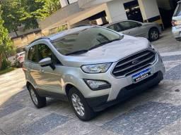 EcoSport SE 2019 automático 12.400km