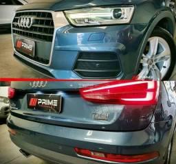 Título do anúncio: Audi Q3 2.0t 180cv completo+teto