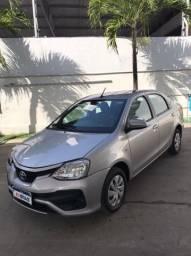 Etios sedan 1.5 2018 Ipva 2021 grátis