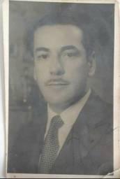 Brizola  Foto Autografada de 1958
