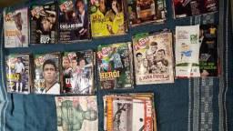 Coleção de Revistas Placar 2003-2014 + Extras