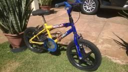 Bike infantil aro 16 BEM 10