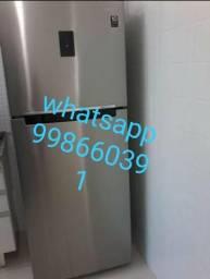 Compro geladeira &maquina de lavar com defeito