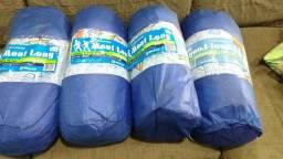 Colchonete soltiero 60x1,90 com sacola para transporte