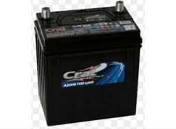 Bateria honda Fit e City 38 amperes