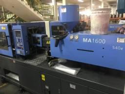 Máquina injetora Haitian Mars 160 ton ano 2011 em MInas Gerais