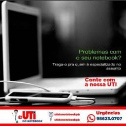 UTI do Notebook - Especialista em Notebooks