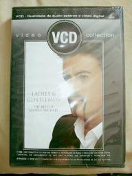 George michael the best of vcd original lacrado