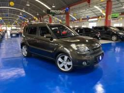 Kia Motors Soul ex 1.6 AT 2010, Marron - 2010