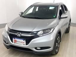 Honda HR-V Touring 1.8 Flexone 16V 5p Aut. - Prata - 2018 - 2018