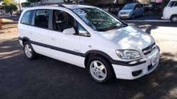 CHEVROLET ZAFIRA 2004/2005 2.0 MPFI ELEGANCE 8V FLEX 4P MANUAL - 2005
