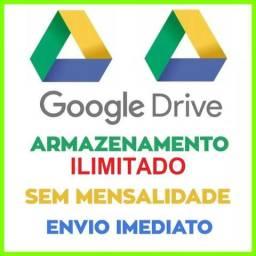 Gmail/Gdrive Ilimitado