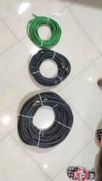 Vendo cabo 35 mm preto