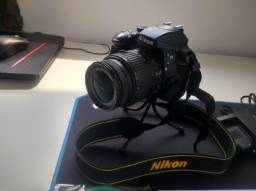 Câmera Profissional Nikon D3300