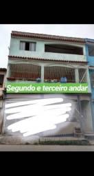 Vendo ou Troco Casa 2 andar + kitnet no terraço